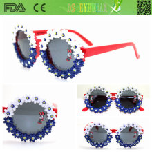 Sipmle, lunettes de soleil à la mode pour enfants (KS016)