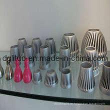 Aluminium-LED-Gehäuse / Aluminium-Teil / Aluminium-Druckguss / Aluminiumgehäuse / LED-Gehäuse / OEM-Gehäuse / OEM-LED-Gehäuse