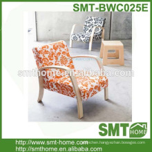 promotion birch leisure simple bentwood sofa