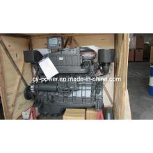 Судовой двигатель серии G128, 187-267 кВт, Sdec