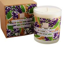 Festa Romântica Atacado Jar Scented Candle - Lavender, Rosemary & Spearmint