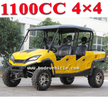 EWG 4 X 4 1100cc UTV