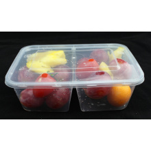 PP Lebensmittel Lagerung Microwaveable Container / Suppe / Obst Lagerung Food Container750ml