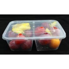 Magasin de nourriture PP Stockage à micro-ondes / soupe / magasin de fruits Conteneur pour aliments750ml