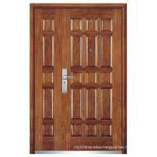 Security Door Widely Used Anti-Theft Door ISO Approved Armored Door