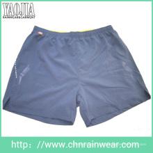 Cheap 100% Polyester Homens Gympants / Sweat Pant / calças desportivas