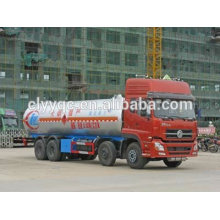 Neue 8x4 3axle bulk Zement Lieferwagen 40m3 Pulver Lieferwagen