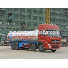 Nuevo camión de entrega a granel del polvo del carro 40m3 del cemento a granel de 8x4 3axle