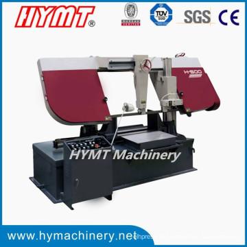 H-500 de alta precisão horizontal banda serra máquina de corte