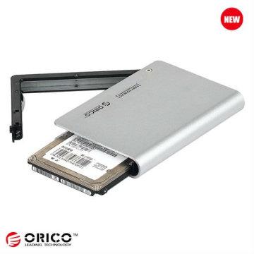 """Boîtier HDD 2.5 """"SATA avec fonction sans outil"""