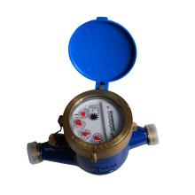 Medidor de água de bronze de alta precisão Classe C R160