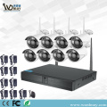 CCTV 8CH 720P Wireless Security Wifi NVR-Kits