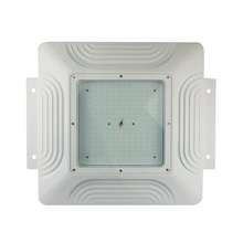 100w aluminum housing gas station led canopy light