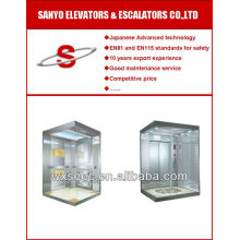 Mirror Etching Stainless Steel Elevator / Lift / Elevator/ Ascenssor
