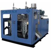 Máquina de sopro de extrusão de estação dupla (PJB70-5LII)