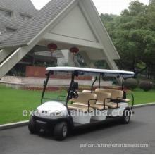 Excar электрический sightseeing тележка гольфа 11 мест Китая мини-автобус