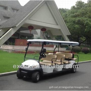 Carrinho de golfe de turismo elétrico Excar 11 lugares china mini bus