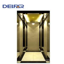Высококачественный пассажирский лифт Ti-Gold с сертификатами CE
