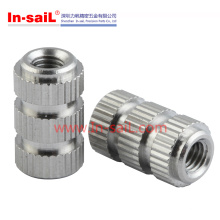 Mould Bush Straight Knurling Inserts Used in Cell Phone Shell
