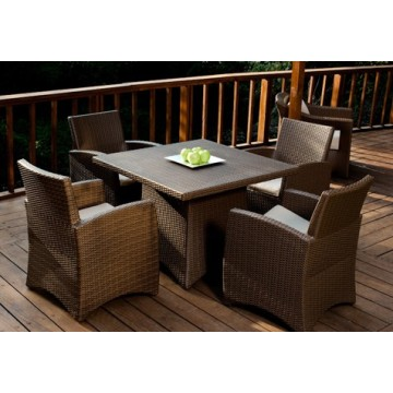 Wholesale Rattan Wicker Dining Set
