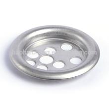 Brida oval de material de latón / brida oval dn80 / brida ovalada ss316