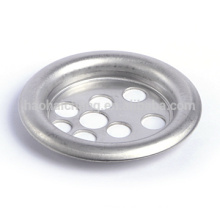 Customized stainless steel hardware punching blind flange