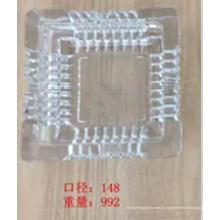 Cenicero de vidrio con buen precio Kb-Hn07671