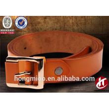 Factory OEM Hangzhou Fancy Ladies Belt Cowhide Genuine Leather Jeans Belt