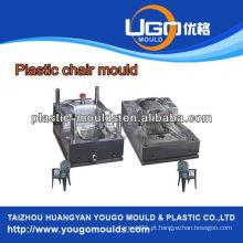 China fábrica de injeção de moldes de plástico, fabricantes de injeção de moldes de cadeira de plástico Zhejiang
