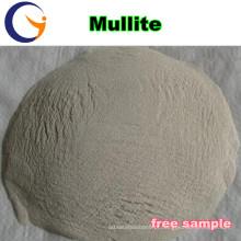Farinha Mullite e Mullite para fundição de investimento (16-30,30-60,60-80mesh) / areia mullite
