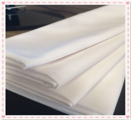 Cheap Cotton White Fabric