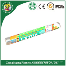 Feuille d'aluminium de narguilé de qualité supérieure largement utilisée