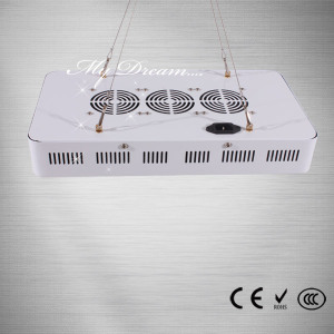 128W Lumen Led Grow Light tinggi
