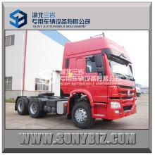 Rhd Sinotruck HOWO Tracteur Camion Tracteur cargo Tracteur