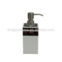 Caneta shell dispensador de sabão líquido bomba de metal