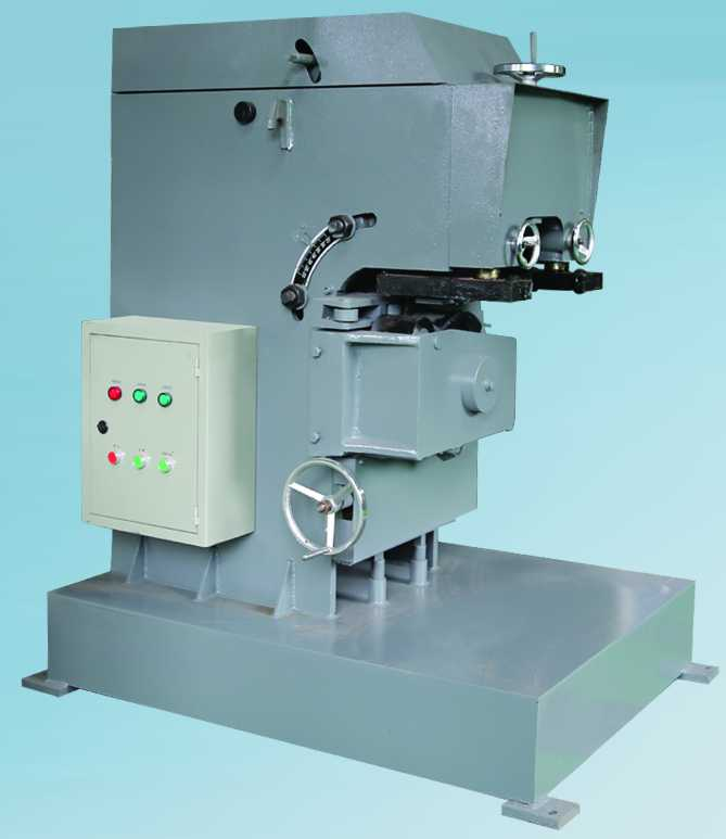 Steel Bevelling Machine