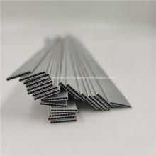 Auto repuestos de aluminio tubo multipuerto de canal micro