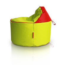 Special for Shark Bean Bags Kids bean chair ottoman in 600D supply to French Polynesia Suppliers