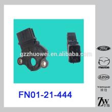 Interrupteur d'interrupteur de commutation neutre pour Mazda 323 BJ FN01-21-444