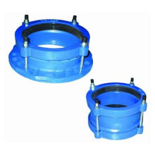 Fire fighting ductile iron pipe grooved fitting rigid pipe fitting coupling