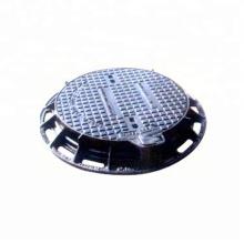 Ductile Iron Manhole Covers EN124 B125 C250 D400 Class