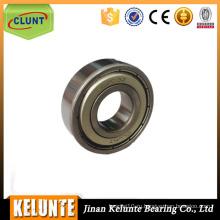 Хромистая сталь и керамический однорядный радиальный шарикоподшипник 6203 zz 2rs