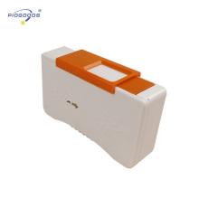 Limpiador de cassette de fibra óptica PGCLEB1 para conector LC / MU / SC / FC / ST / MPO / MTRJ 500+ veces de vida útil