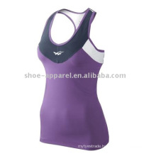 High quality moisture wick yoga tank top oem service