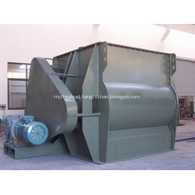 High Speed Industrial Horizontal Mixture Machine with Paddle Agitator