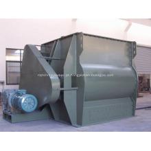 Máquina horizontal industrial de alta velocidade da mistura com agitador da pá