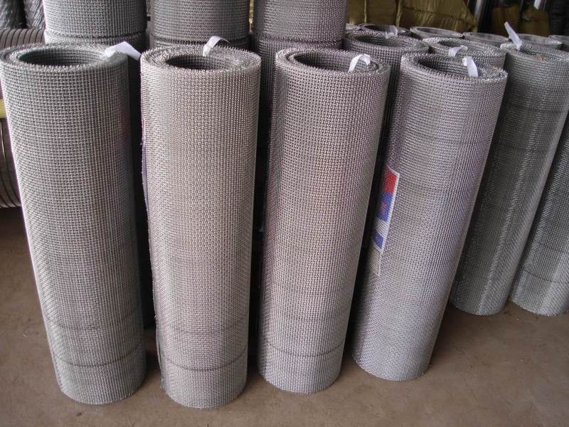 Electro Galvanized Window Screen