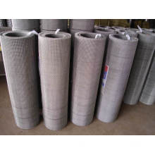 Tissu de fil serti galvanisé