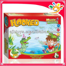 Electronic Hooked game for kids B/O mechanical games for kids