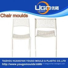 Fabrication de moules TUV Assemment / nouvelle conception Moule de chaise de stade à taizhou Chine